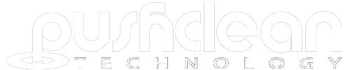 Pushclean Technology Logo